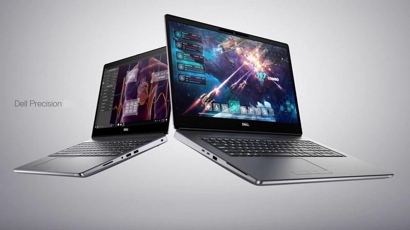 Hãng vi tính Dell công bố loạt laptop Precision cấu hình khủng