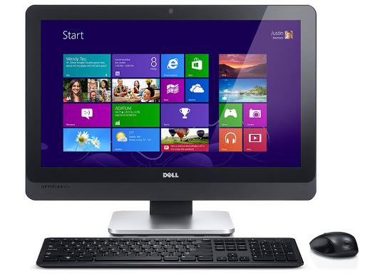 Máy tính Desknote Dell OptiPlex 9020 Core i5-4570s, Ram 4Gb, SSD 128Gb, 23 inch Full HD