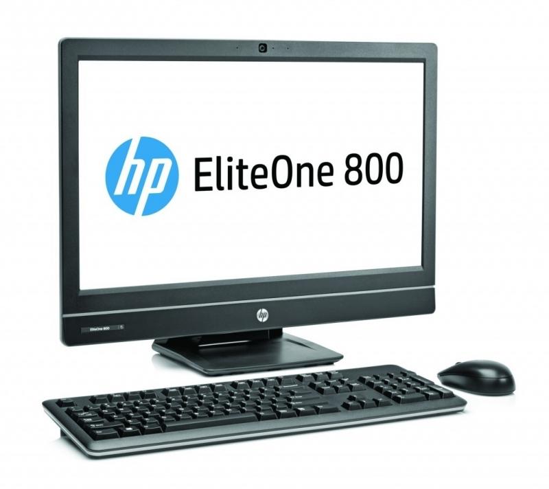 Máy tính Desknote HP800G1, Core i5-4570s, Ram 4Gb, 250Gb, 23inch Full HD