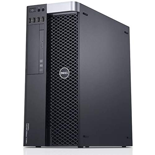 Máy tính PC Dell T5810 Workstation Xeon E5-2620 V3, Ram 32Gb, SSD128Gb, 500Gb HDD, quadro K2000, DVDrw