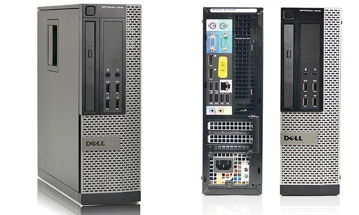 Máy tính PC Dell Optiplex 7010SFF core i5-3470s, Ram 4Gb, 250Gb, dvdrw