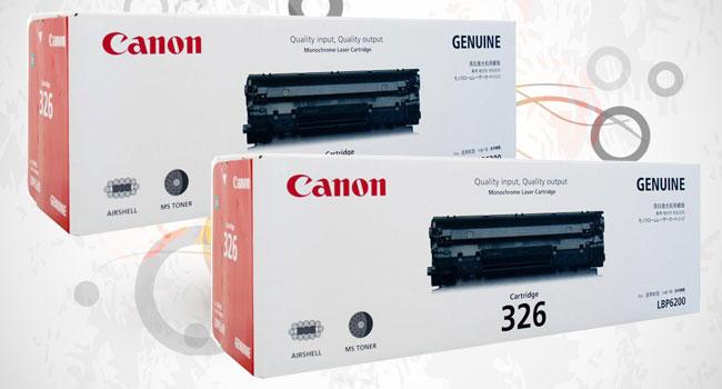 Mực in Canon 326